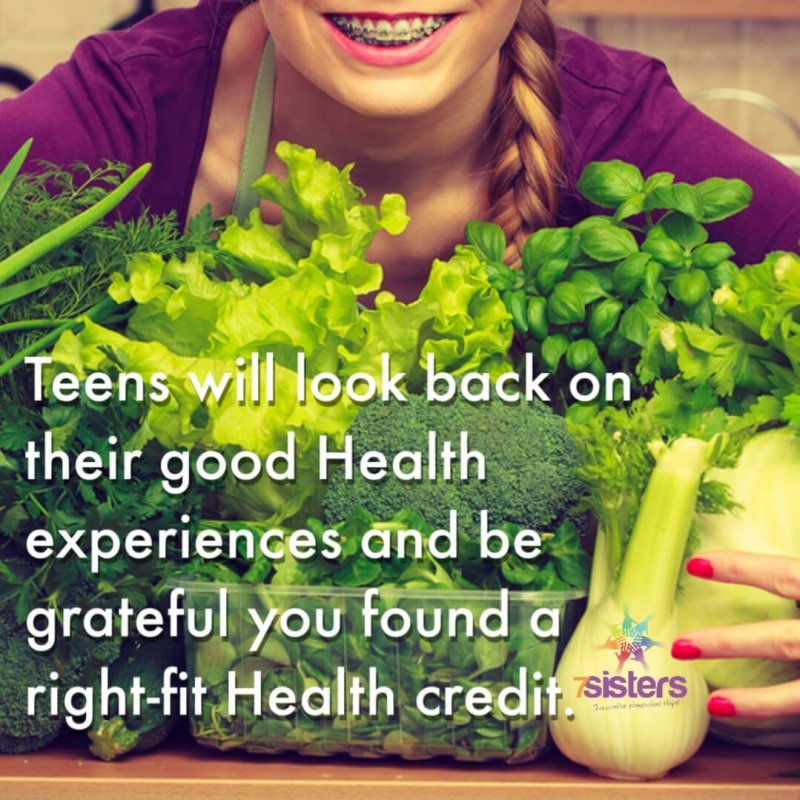 Your teens will look back on their good Health experiences and be grateful you found a right-fit Health credit for them. High School Health for the Whole Person curriculum from 7SistersHomeschool.com