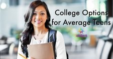 College Options for Average Homeschoolers