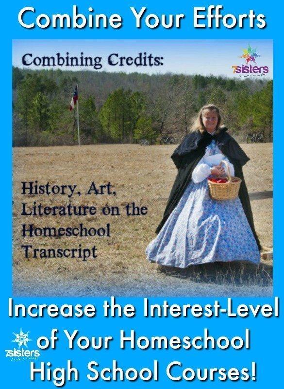 Combining Credits: History, Art, Literature