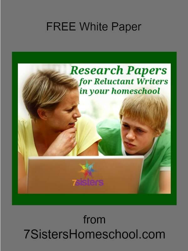 reluctant writer homeschool
