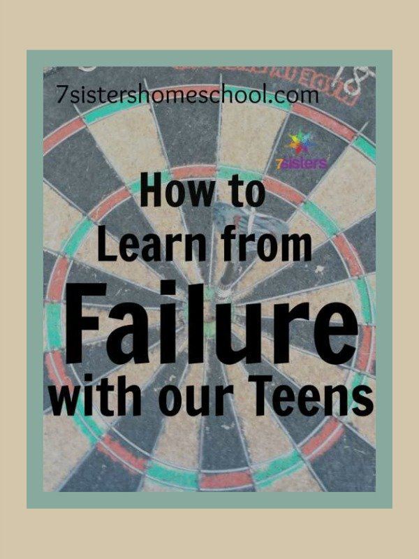 Learn from Failure with our teens