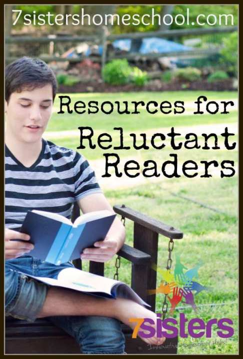 Resources for Reluctant Readers