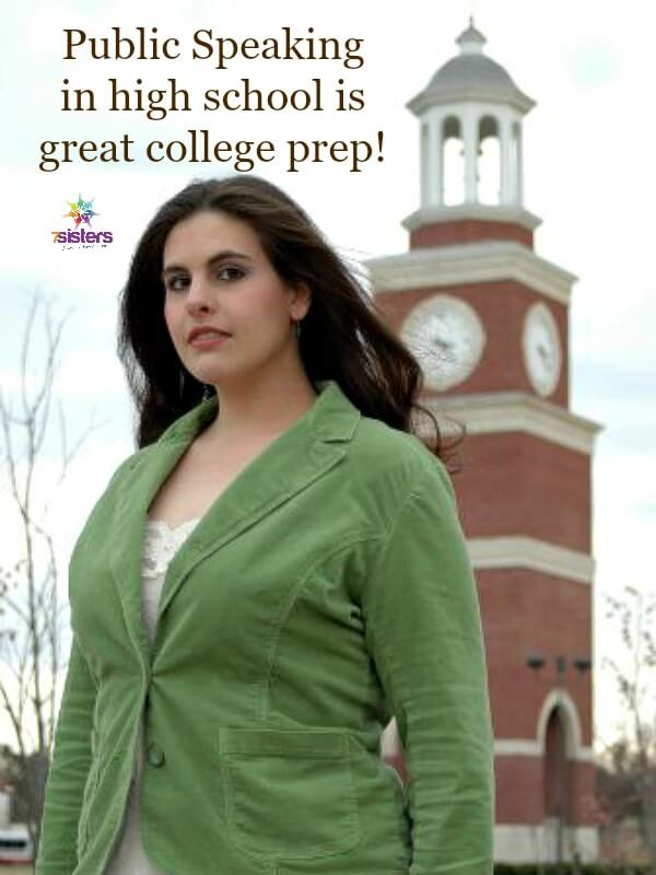 Speech is One of the Best Courses for Homeschool High School