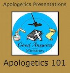 How to Use Our FREE Resources in a Full Apologetics Credit Apologetics 101 A Good Answers Apologetics Presentation