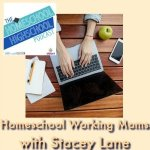 HSHSP Ep 87 Homeschool Working Moms with Stacey Lane
