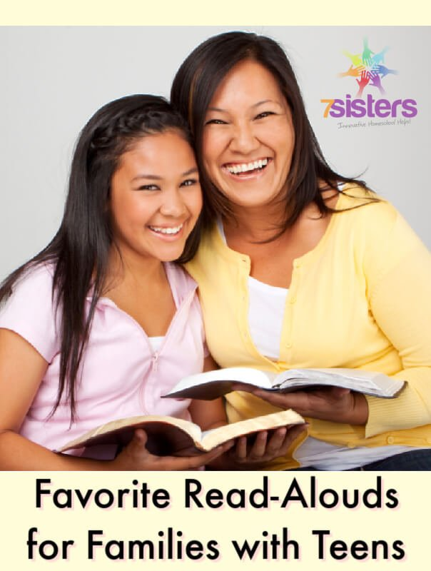 Favorite Read-Alouds for Families with Teens