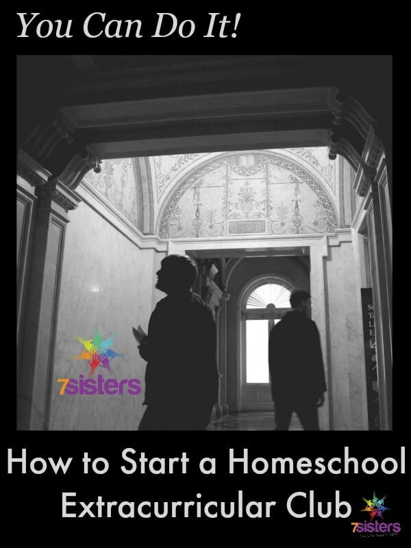 Start a Homeschool Extracurricular Club