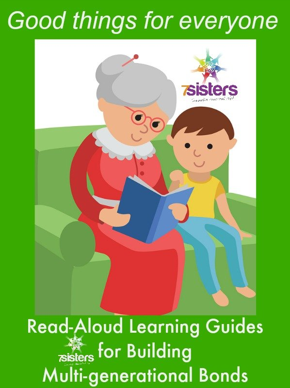 Read-Aloud Learning Guides for Building Multi-generational Bonds