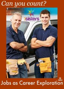 Can Your Teens Count Their Jobs as Career Exploration in Homeschool High School? 7SistersHomeschool.com