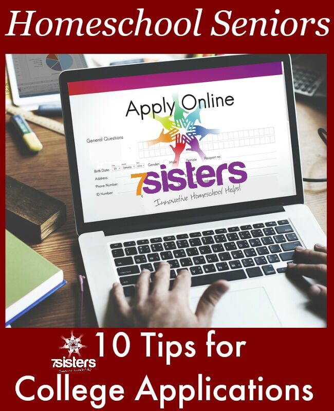 Tips for College Applications