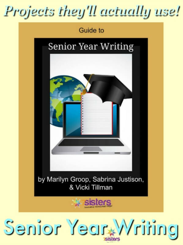 Powerful Real-Life Writing Projects Senior Year