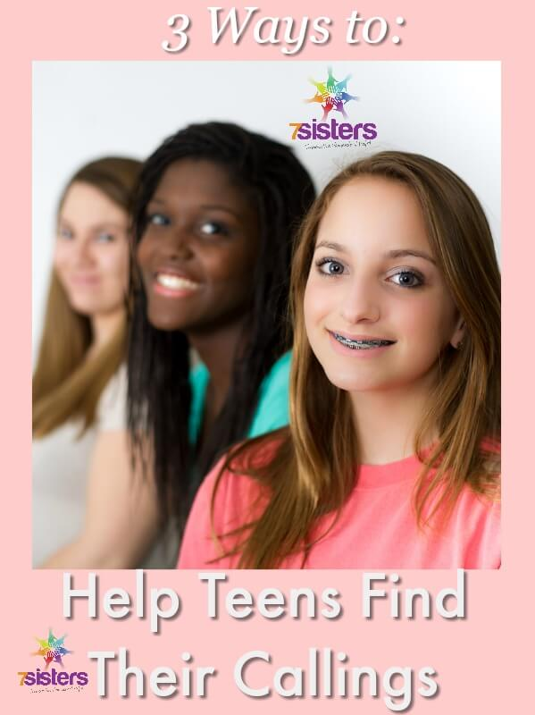 3 Ways to Help Homeschool Teens Find Their Callings