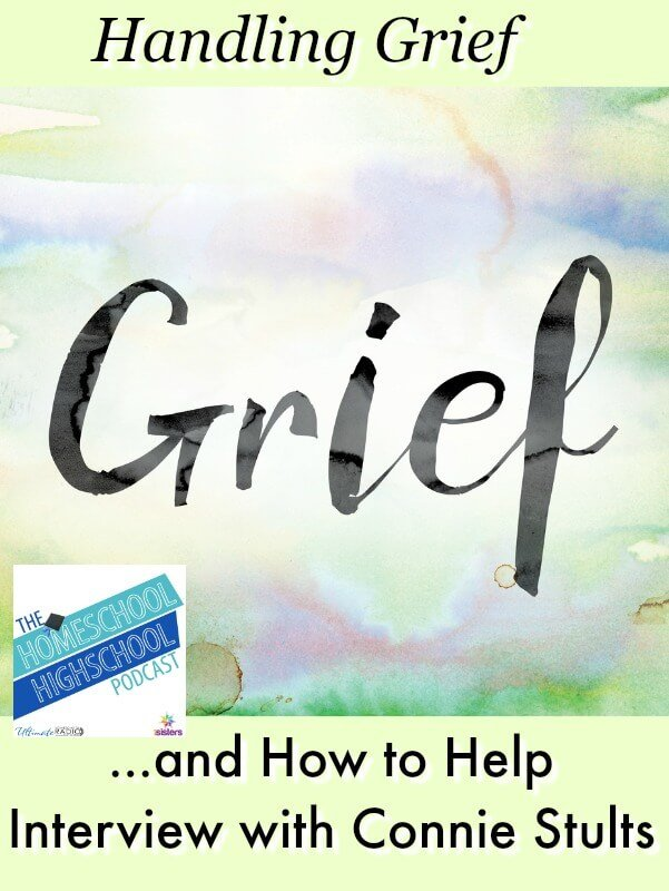 Podcast HSHSP Ep 88 Handling Grief, an Interview with Connie Stults