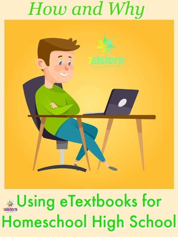 How do eTextbooks Work and Why Should Your Teens Use Them