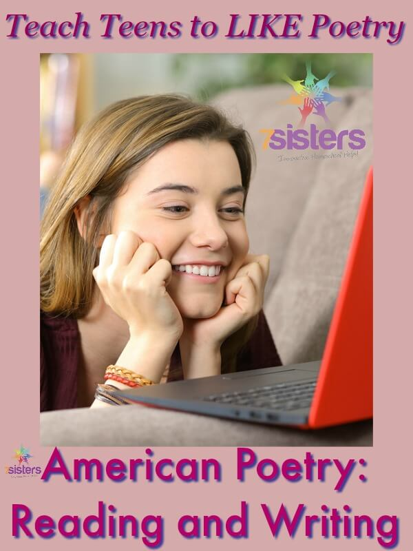 Teach Teens to LIKE Poetry with American Poetry: Reading and Writing