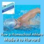 HSHSP Ep 107 Homeschool Athlete Makes it to Harvard's Swim Team