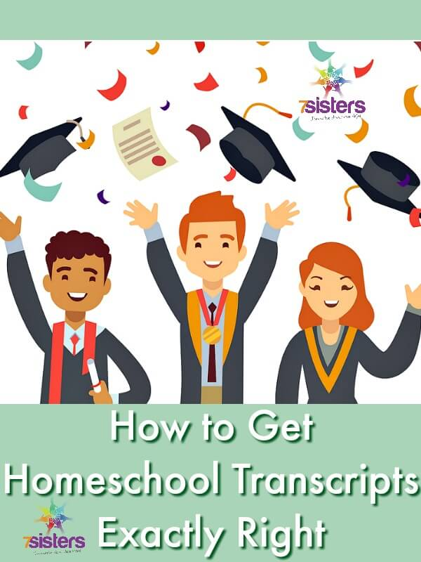 Podcast HSHSP How to Get Homeschool Transcripts Exactly Right