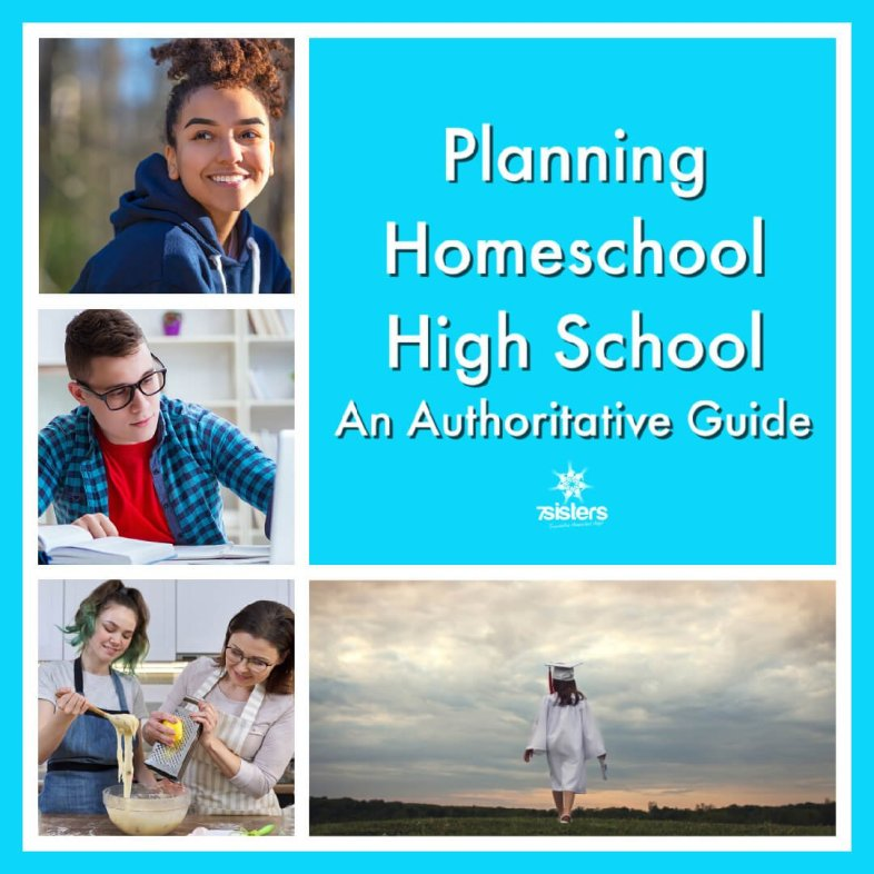 Planning Homeschool High School: An Authoritative Guide