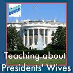 HSHSP Ep 174: Teaching About Presidents' Wives, Interview with Jill Hummer. Homeschool high schoolers can be inspired and build a terrific transcript American History elective credit when they study the First Ladies. #HomeschoolHighSchoolPodcast #JillHummer #HomeschoolAmericanHistory #LessonsAboutFirstLadies #SilverDalePress
