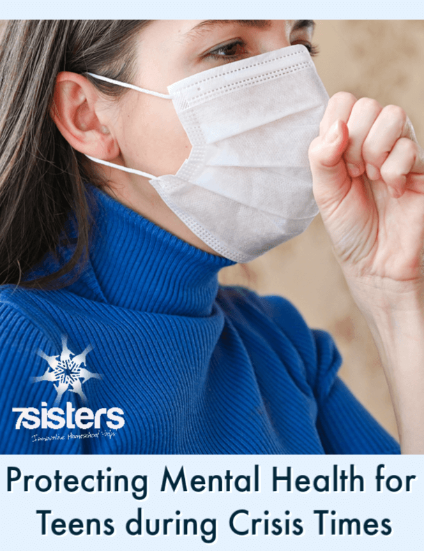 Protecting Mental Health for Teens during Crisis Times. Teens often experience anxiety during crisis times like COVID-19 quarantines. Here are ways to help.