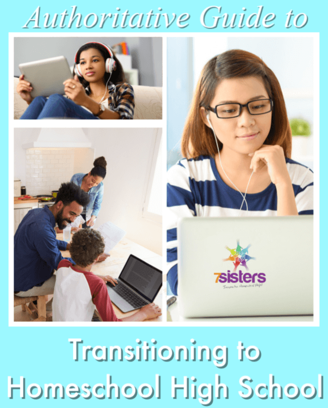 Authoritative Guide to Transitioning to Homeschool High School. It's not that hard to start homeschooling when your kids are teens. Here is help.
