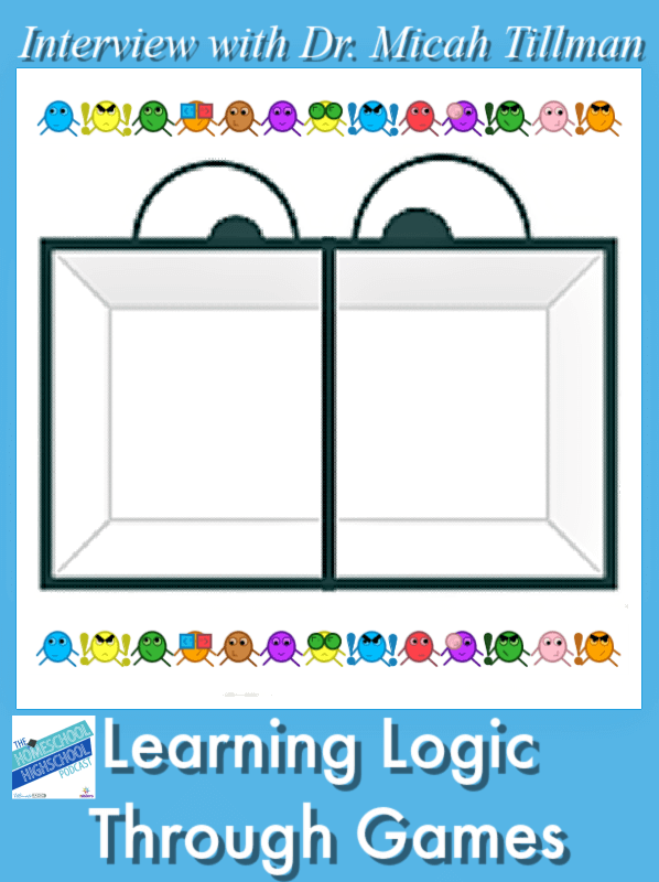 Learning Logic Through Games, Interview with Dr. Micah Tillman