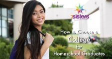 How to Choose a College for Homeschool Graduates