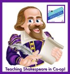 How to Handle Shakespeare for Homeschool Co-ops. Your teens will have fun and be inspired with learning Shakespeare with these ideas!