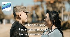 What Military Recruiters are Looking for in Homeschoolers