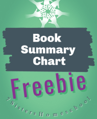 book summary chart