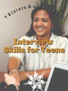 Introduction to Interview skills 7SistersHomeschool.com