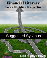 Financial Literacy from a Christian Perspective 7SistersHomeschool.com