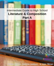 Intermediate Literature and Composition