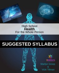 High School Health for the Whole Person 7SistersHomeschool.com