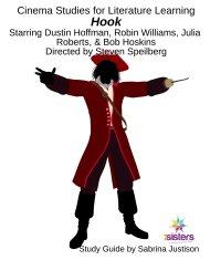 Captain Hook Literature Guide