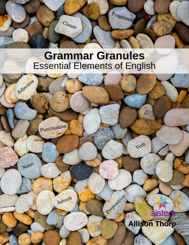 Grammar Granules Guide from 7Sisters