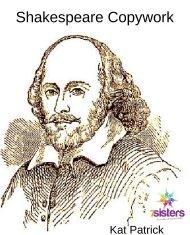 Shakespeare Copywork