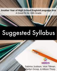 Another Year English/Language Arts 10 Suggested Syllabus. Download this freebie syllabus for 7Sisters ELA 10