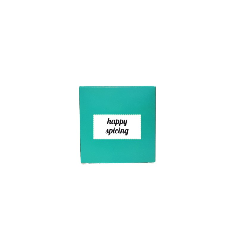 Gift-Cube Happy Spicing (leer) 3