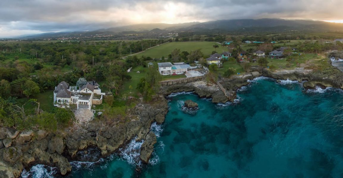 5 Bedroom Waterfront Property For Sale Rockpool Runaway Bay St Ann Jamaica 7th Heaven