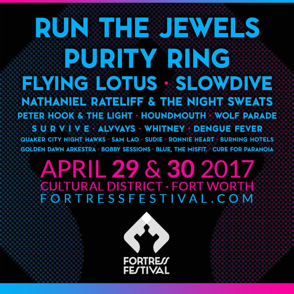 Fortress Festival Lineup