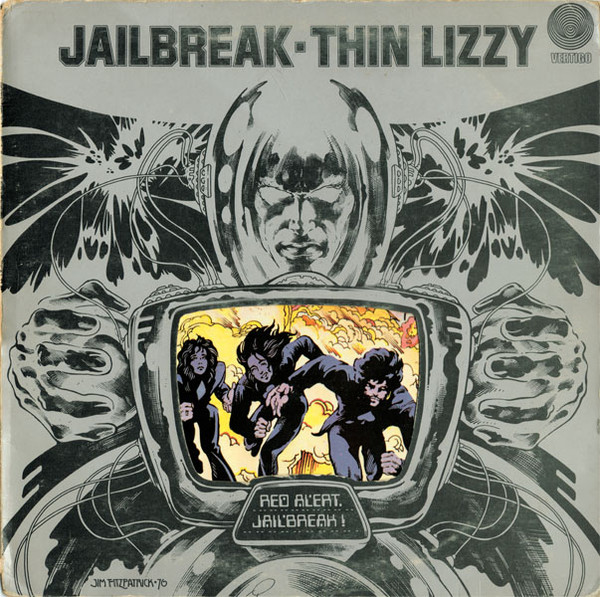 Thin lizzy jailbreak full album youtube