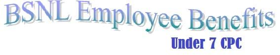 BSNL employees Pay Scale Pay Grade Salary Allowance