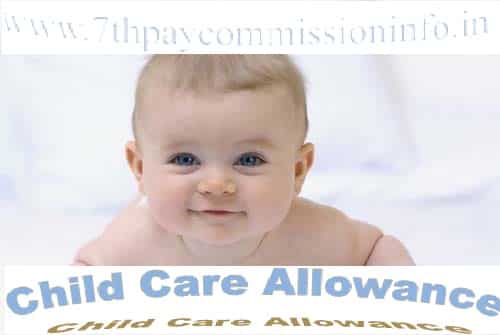 Child Care Allowance Rules Eligibility Calculation