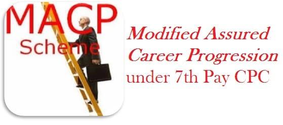 Modified Assured Career Progression MACP Rules regulation