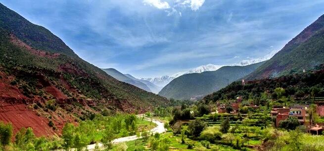 Morocco Trek From Toubkal To Essaouira Morocco 7