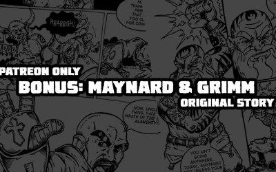 Bonus: Maynard & Grimm Original Story