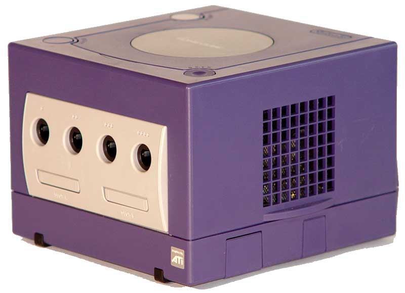 Nintendos GameCube Ditched ROM Carts For 8cm MiniDVD Optical Discs Images