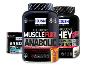 USN sports supplements