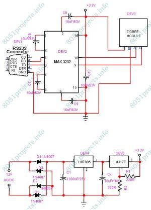 Zigbee based home automation system | electronics
